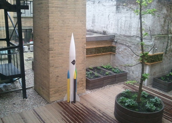 Rocket @ Google Campus