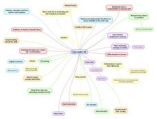 Digital Leaders Mind Map 13th Feb 2014