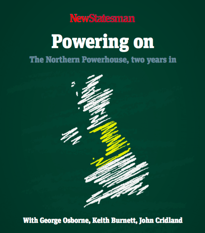 The New Statesman Northern Powerhouse supplement