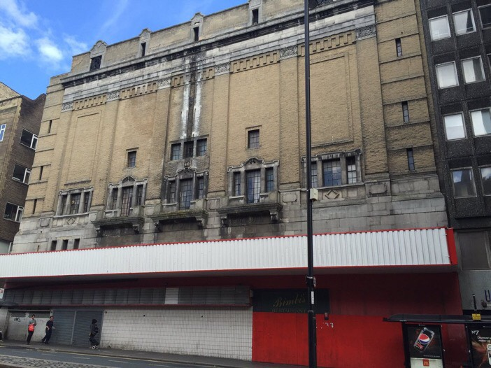Old Odeon Cinema