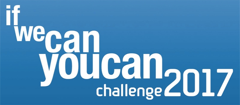If We Can You Can Challenge 2017