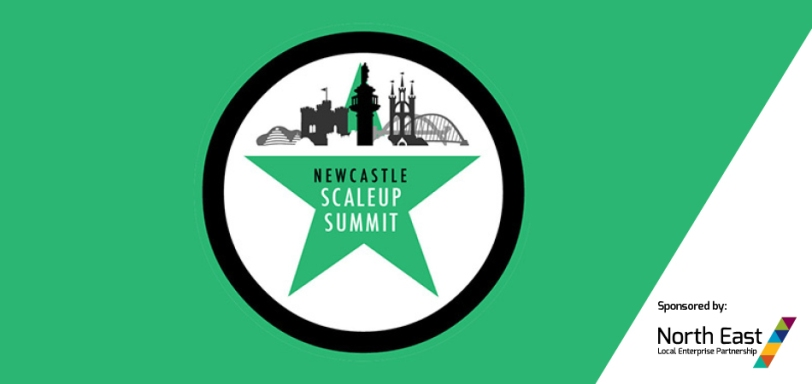 Newcastle Scaleup Summit sponsored by North East LEP