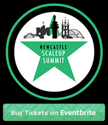 Buy your ticket for Newcastle Scaleup Summit on 23rd November 2017