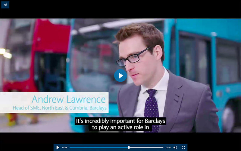 Barclays announces £500M Northern Powerhouse Fund